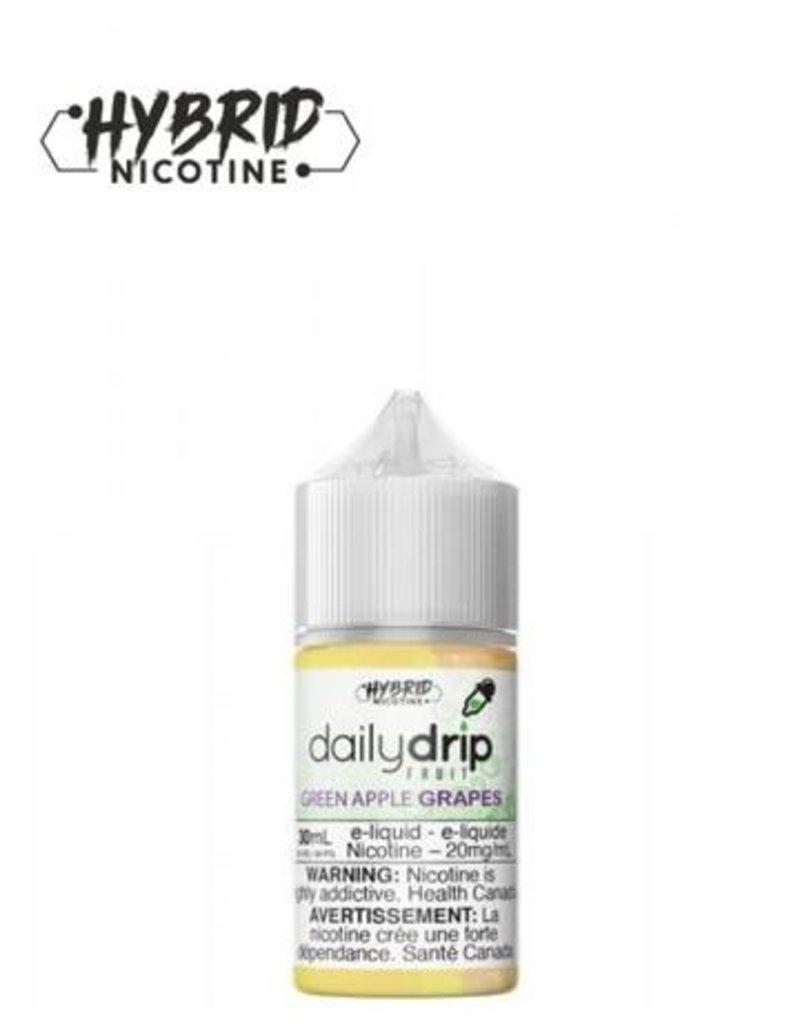 DAILY DRIP Daily Drip salt - Green Apple Grapes
