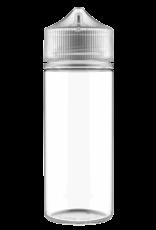 Empty juice bottle 120ml
