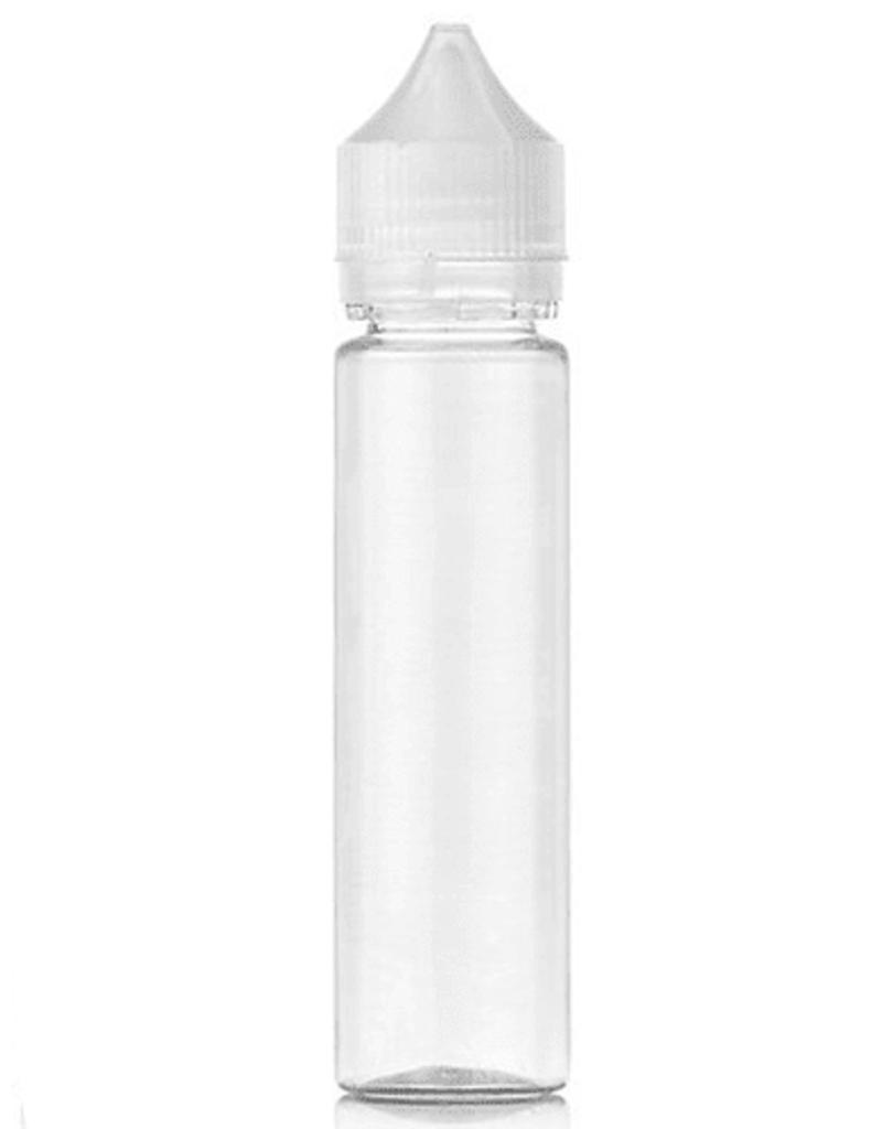 Empty juice bottle 60ml