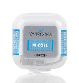 VANDY VAPE Vandy Vape Dual M Coil A1 0.15ohm