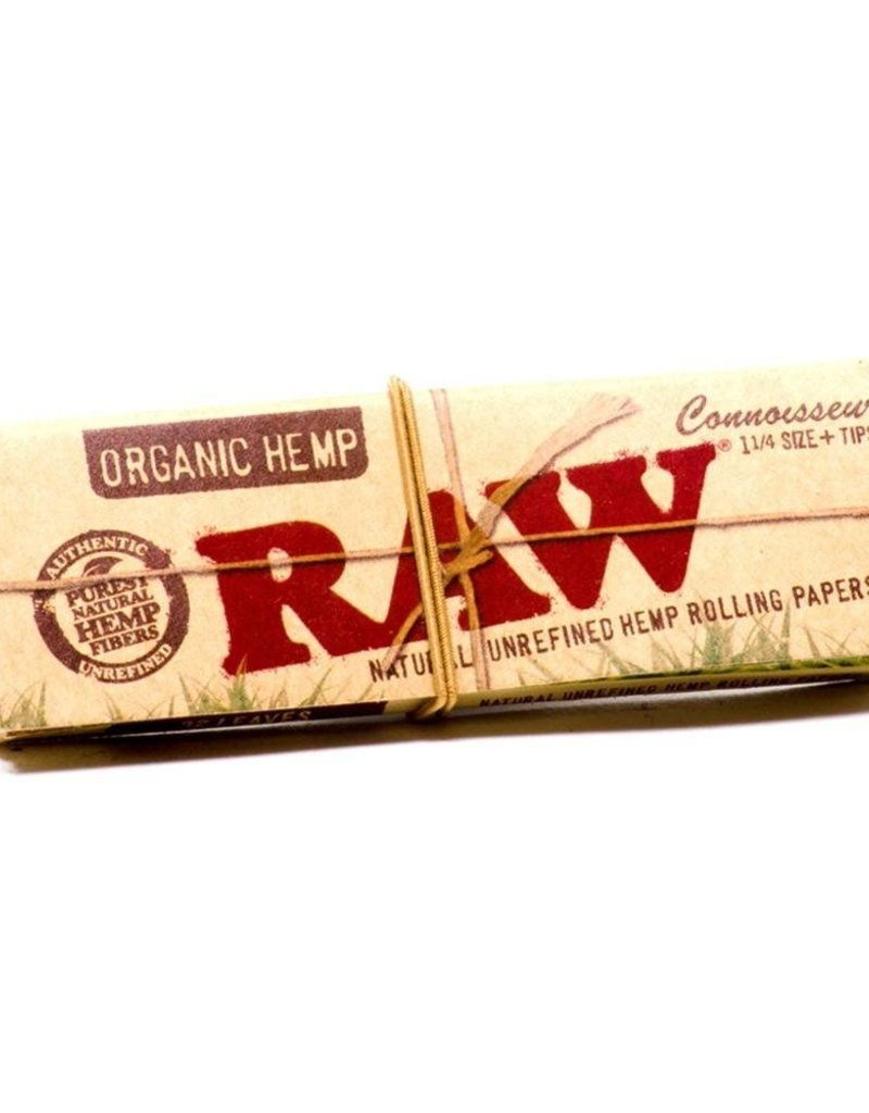 Raw Organic Hemp Rolling Papers