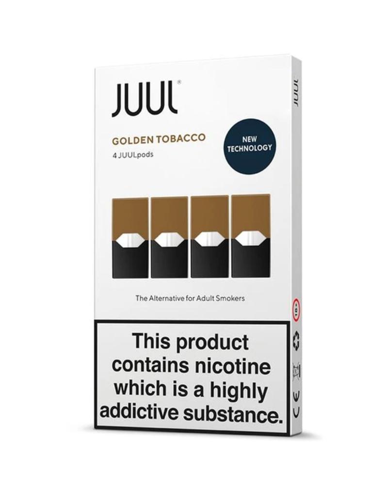 JUUL Juul - Golden tobacco