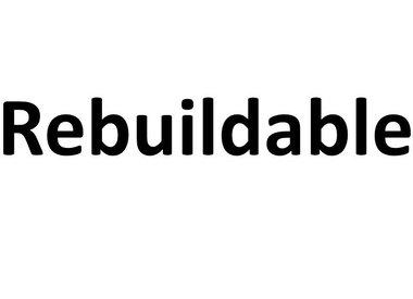 REBUILDABLE