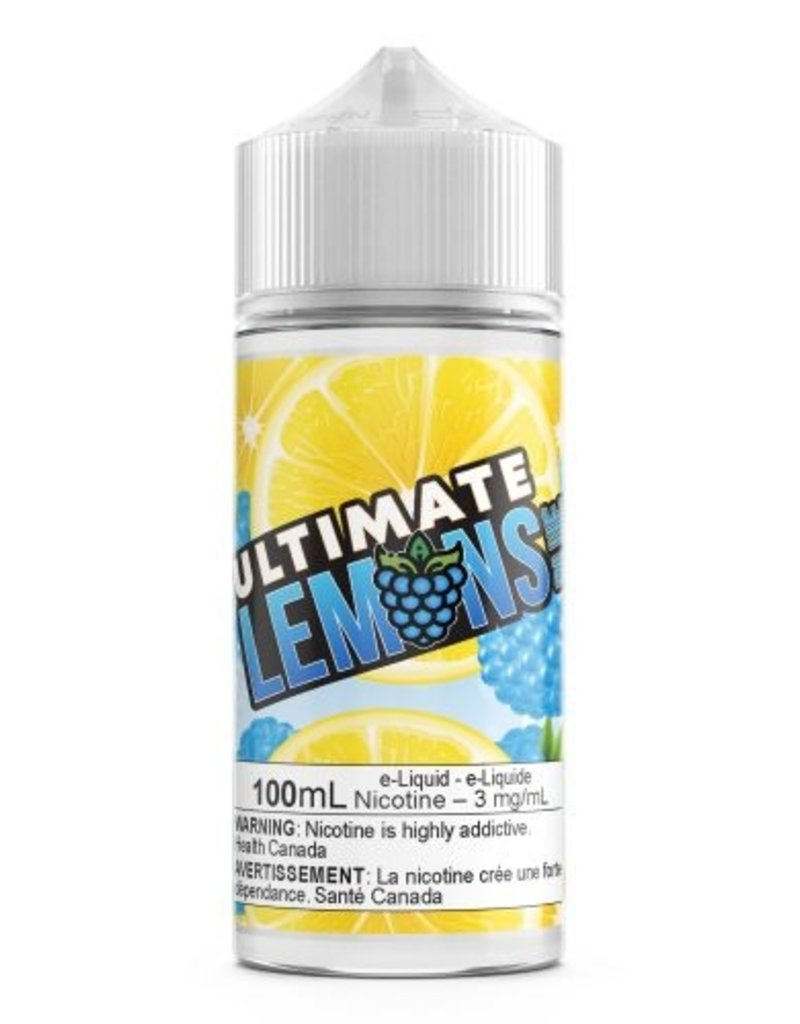 ULTIMATE LEMONS Ultimate Lemons - Blue Raspberry