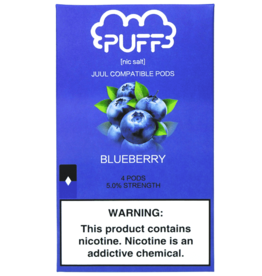 PUFF Puff - Blueberry JUUL compatible pods
