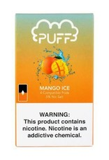 PUFF Puff - Mango Ice JUUL compatible pods