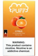 PUFF Puff - Citrus JUUL compatible pods