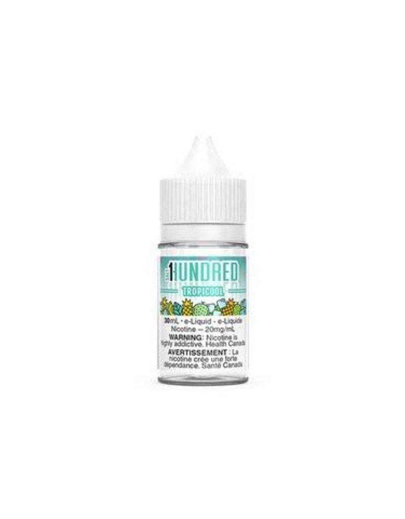 1HUNDRED 1Hundred salt - Tropicool