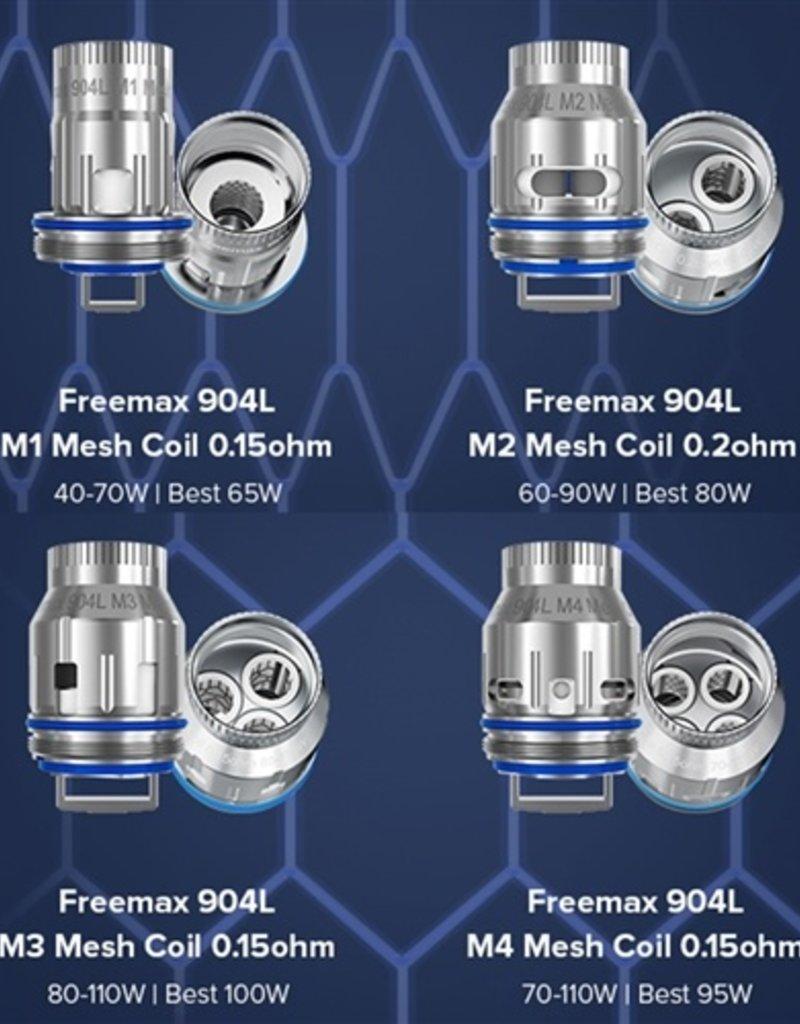FREEMAX Freemax - 904L M Coils