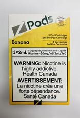 STLTH Stlth Z pods - Banana
