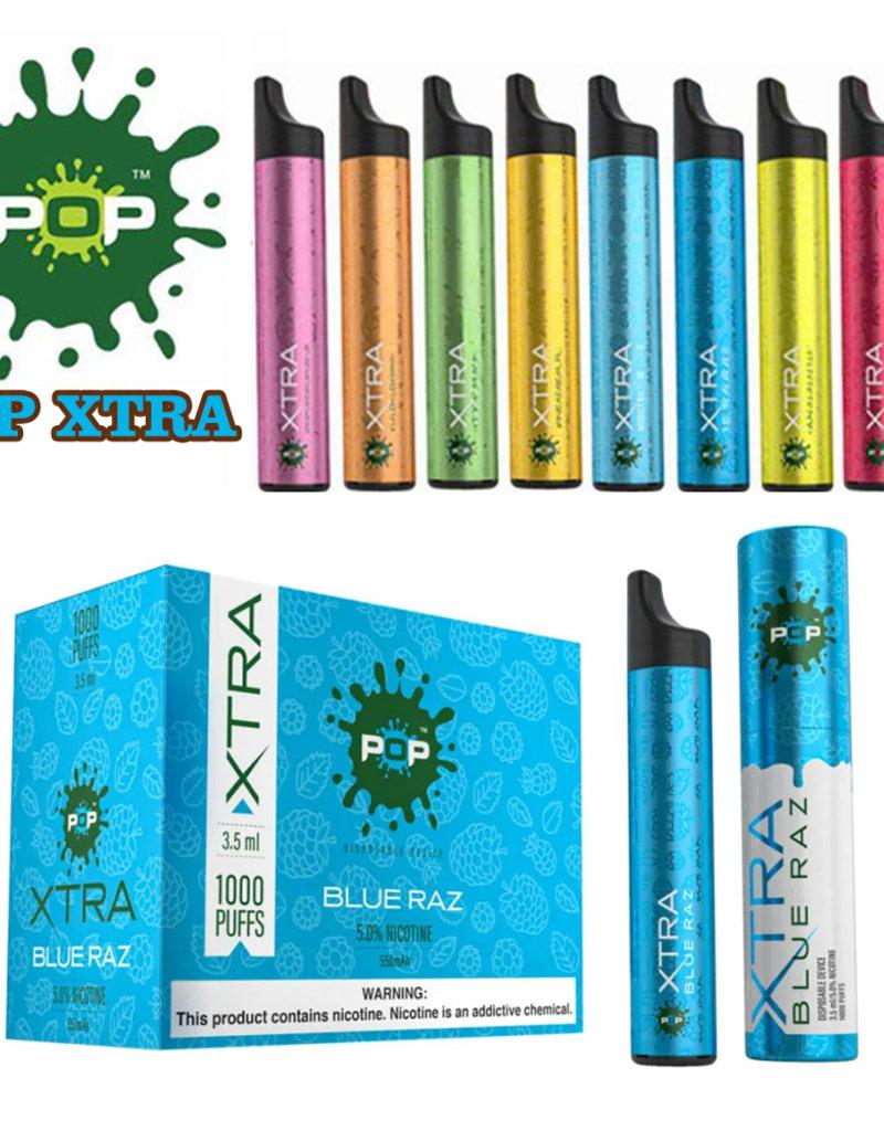 pop POP Extra  - Disposable E-Cig (1200 Puffs)