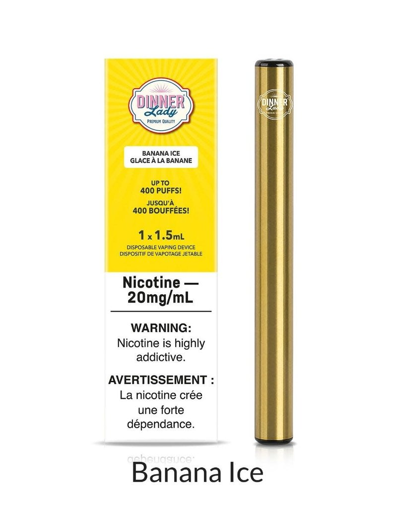 DINNER LADY Dinner Lady - Disposable (400 Puffs)