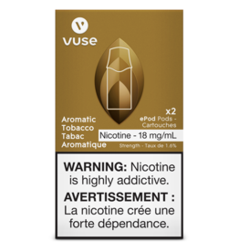 VYPE Vuse(Vype) - Aromatic Tobacco Epods