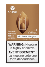 VYPE Vuse(Vype) - Smooth Tobacco Epods