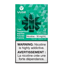 VYPE Vuse(Vype) - Cool Pepper mint Epods