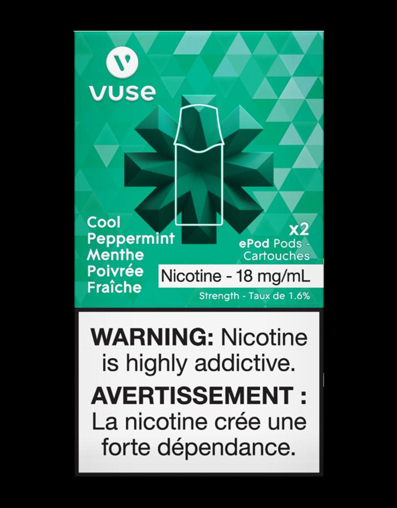 VUSE (VYPE) Vuse(Vype) - Cool Pepper mint Epods