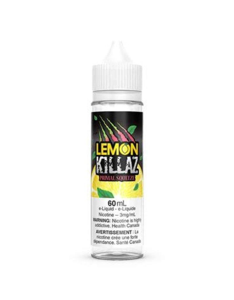 LEMON KILLAZ Lemon Killaz - Primal Squeeze