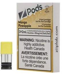 STLTH Stlth Z pods - Mango Pineapple