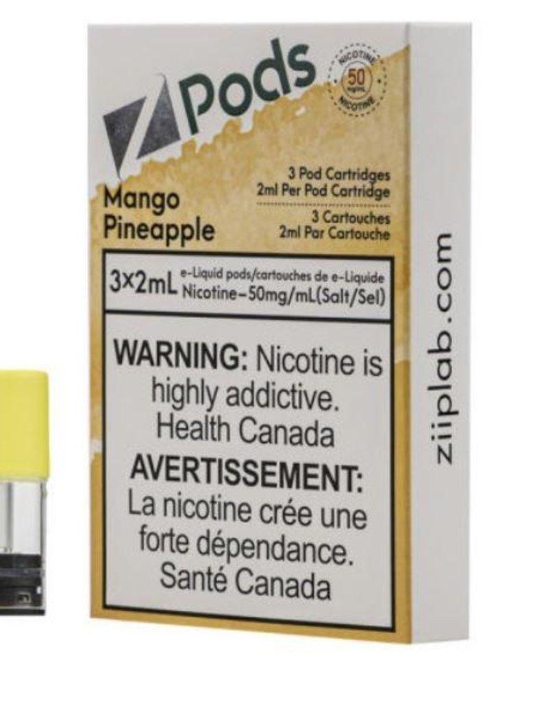 STLTH Stlth Z pods - Mango Pineapple