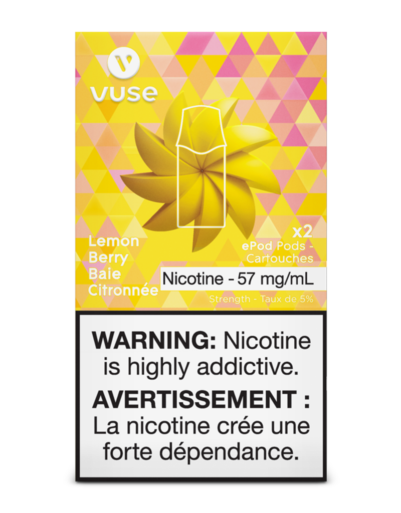 VUSE (VYPE) Vuse(Vype) - Lemon Berry