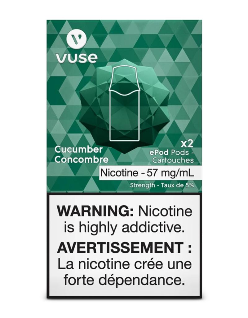 VYPE Vuse(Vype) - Cucumber Epods
