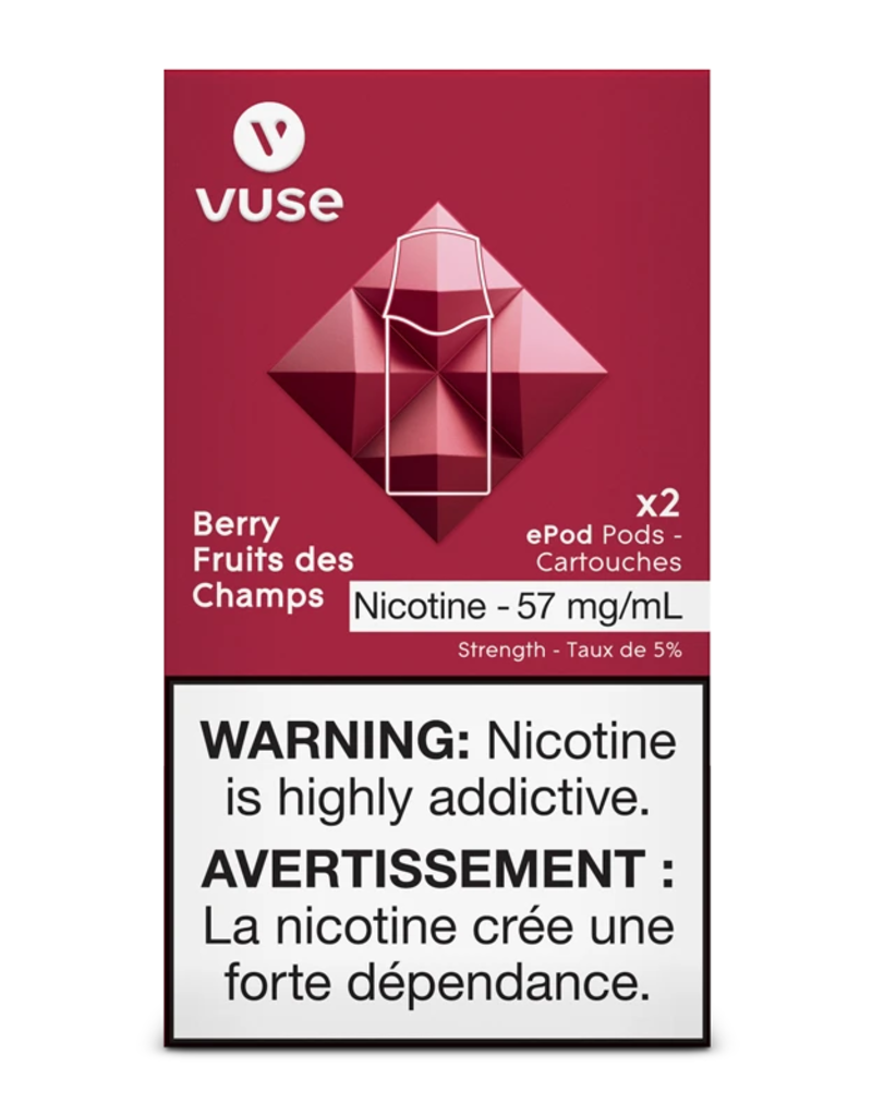 VUSE (VYPE) Vuse(Vype) - Berry Epods