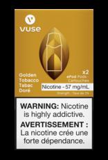 VUSE (VYPE) Vuse - Golden Tobacco (Tobacco Marvel) Epods