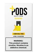PLUS PODS + Pods - Banana