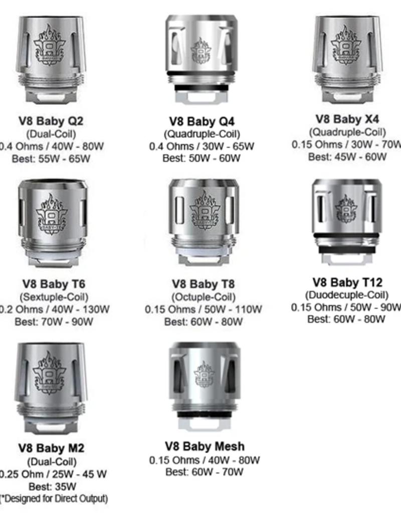 SMOK Smok - V8 Baby/Mini Coils