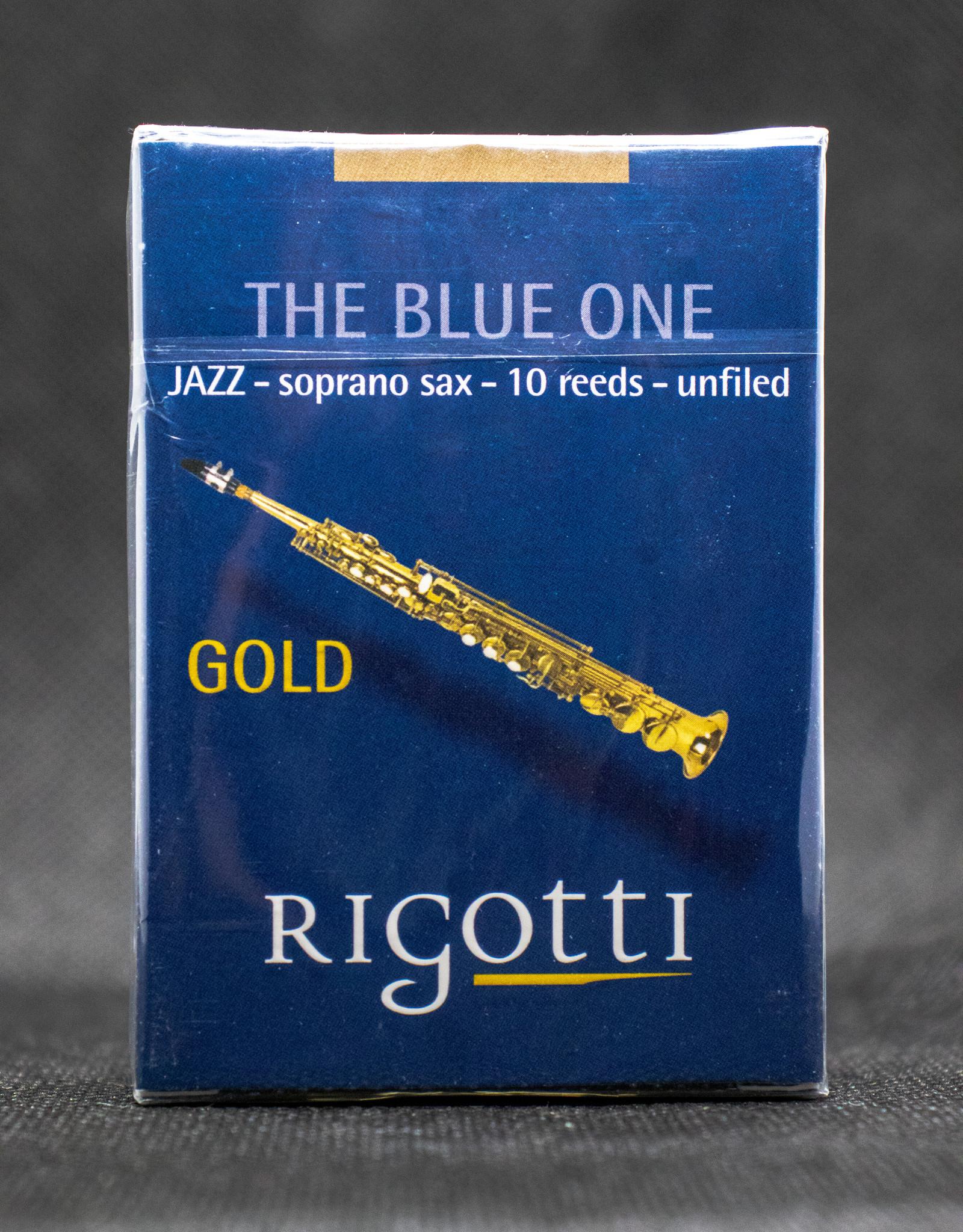 Rigotti Rigotti Gold Jazz Soprano Reeds