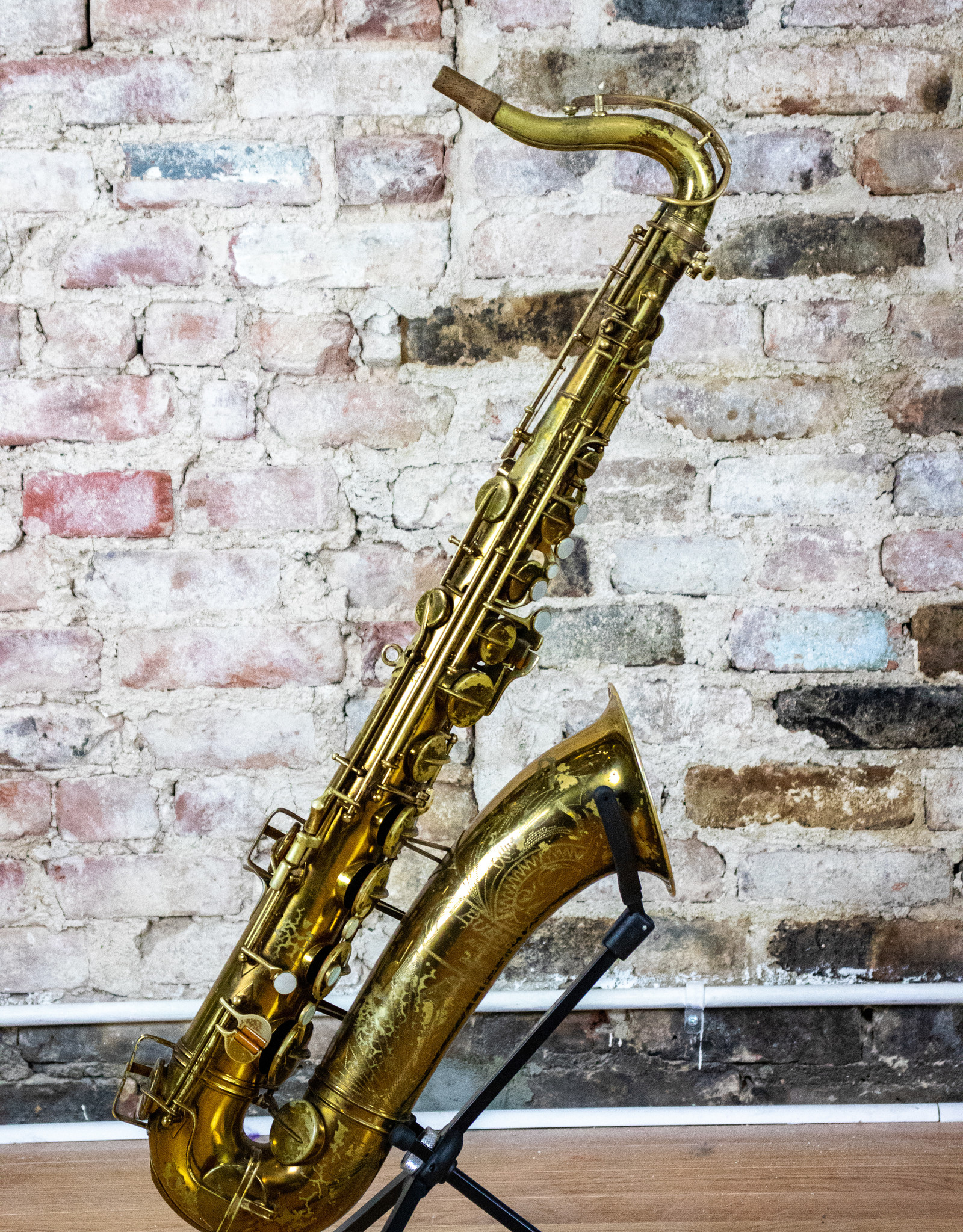 """Buescher 1942 Buescher Aristocrat """"Big B"""" Tenor Saxophone"""
