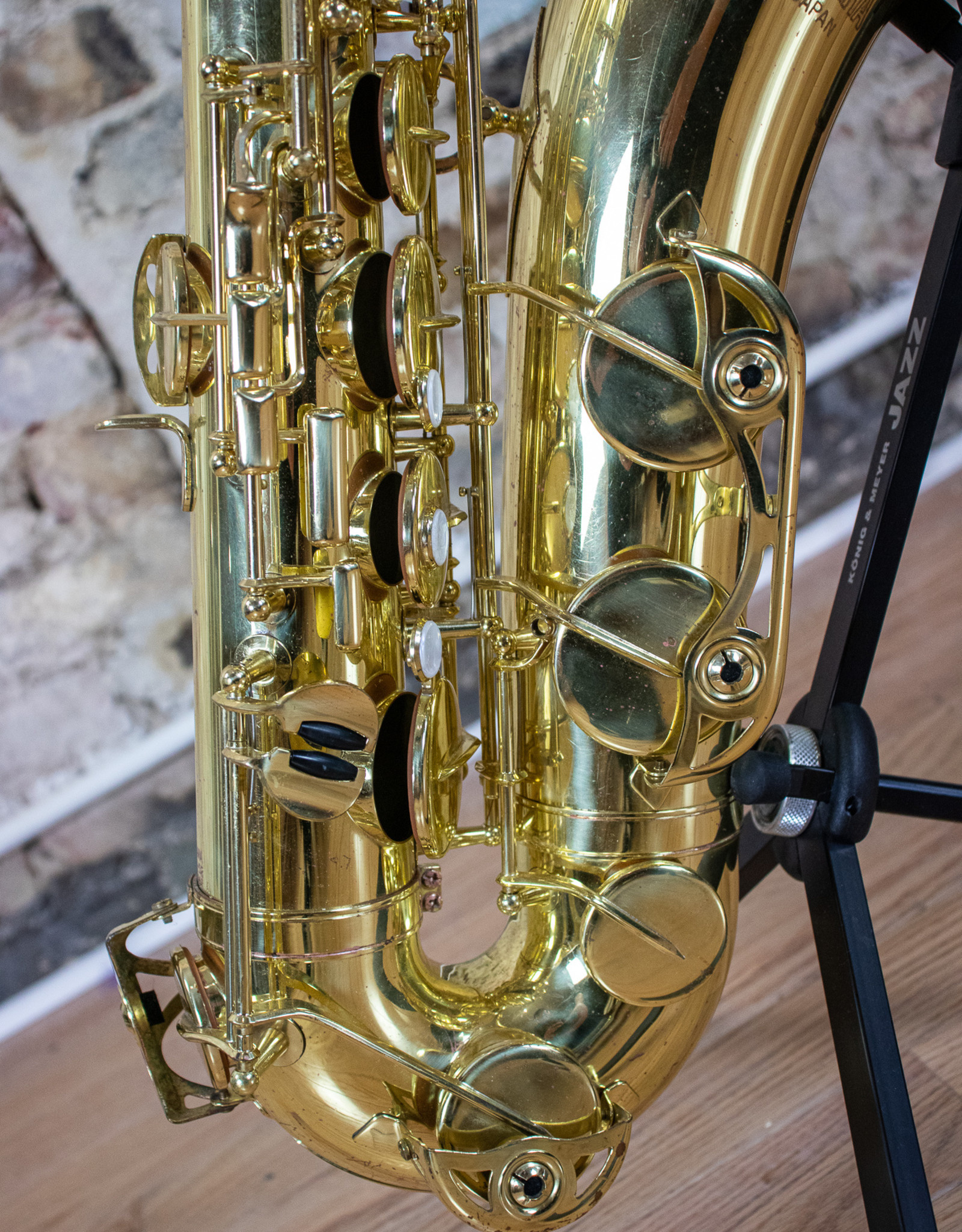Yamaha Used Yamaha YTS-52 Tenor Saxophone