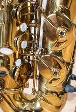JL Woodwinds New York Signature Series Cognac Tenor Saxophone
