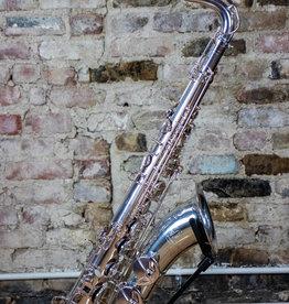 JL Woodwinds JL Woodwinds Custom Silver Plated Tenor Saxophone