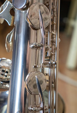 JL Woodwinds New York Signature Series Silver Plated Tenor Saxophone