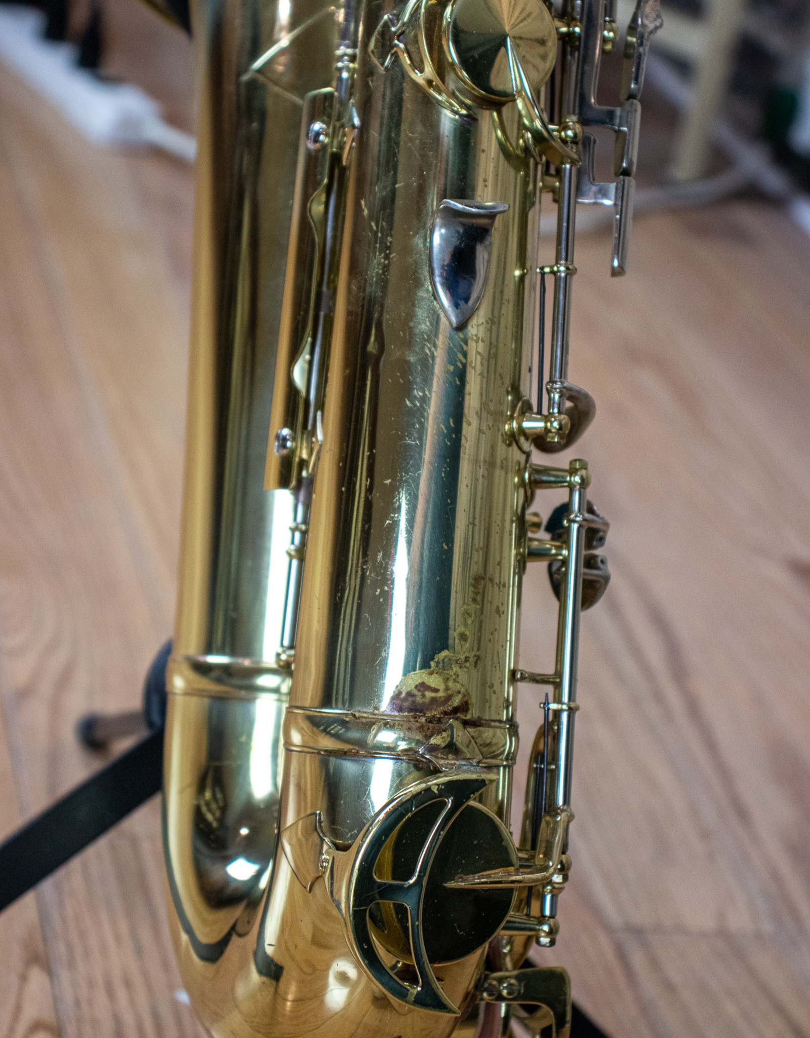King 1966 King Series IV Super 20 Tenor Saxophone