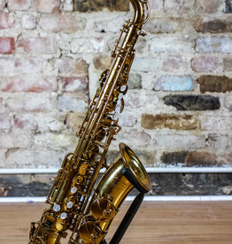 JL Woodwinds JL Woodwinds Custom Cognac Alto Saxophone