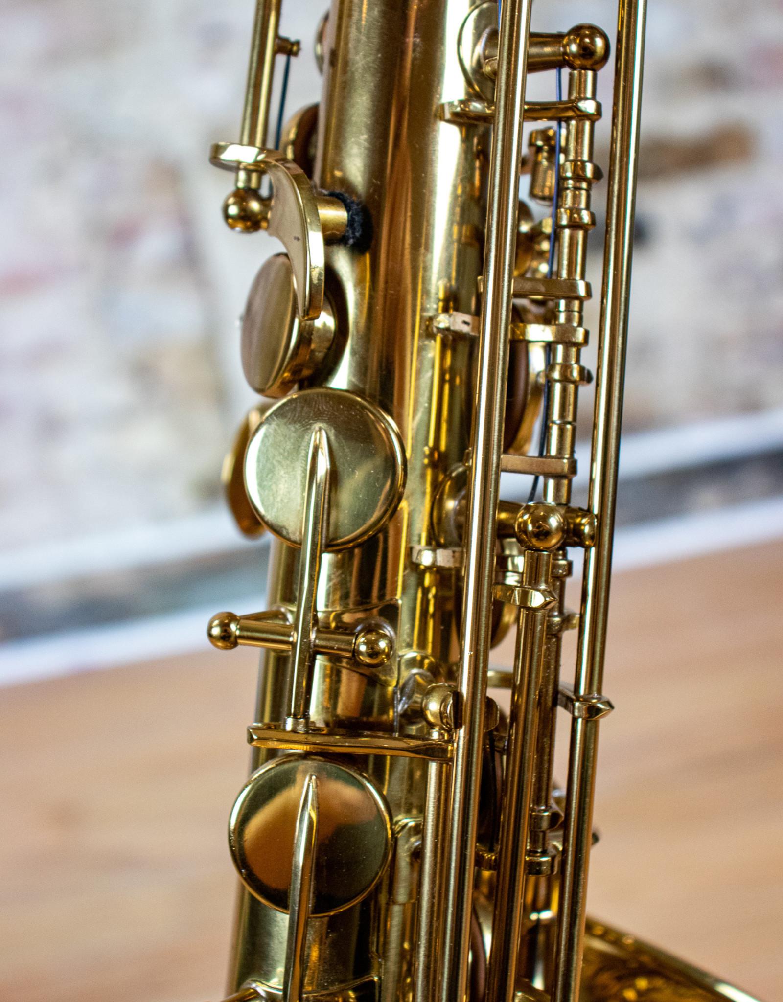 JL Woodwinds JL Woodwinds Custom Cognac Alto Saxophone