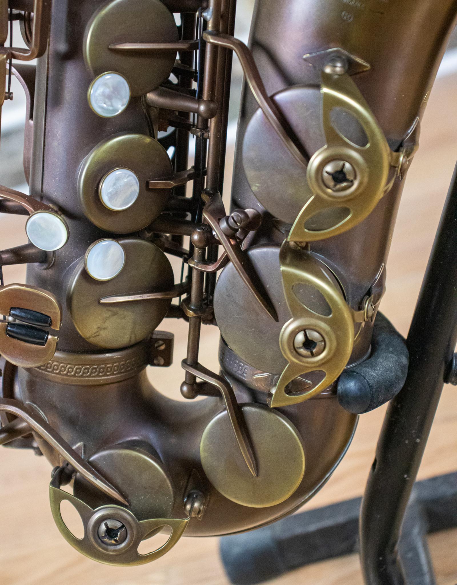 JL Woodwinds JL Woodwinds Custom Vintage finish Alto Saxophone
