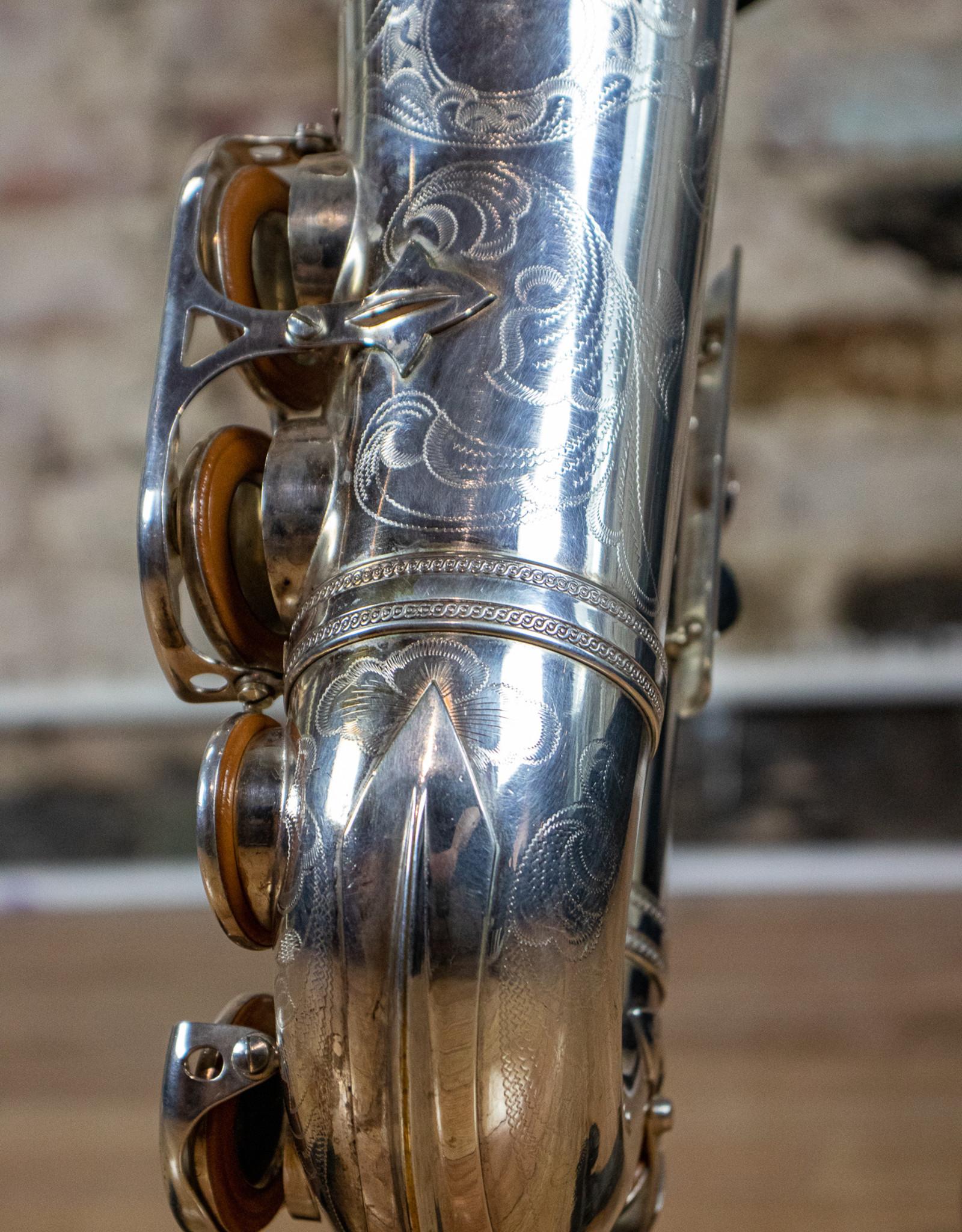 Selmer 1943 Selmer Balanced Action Alto Saxophone