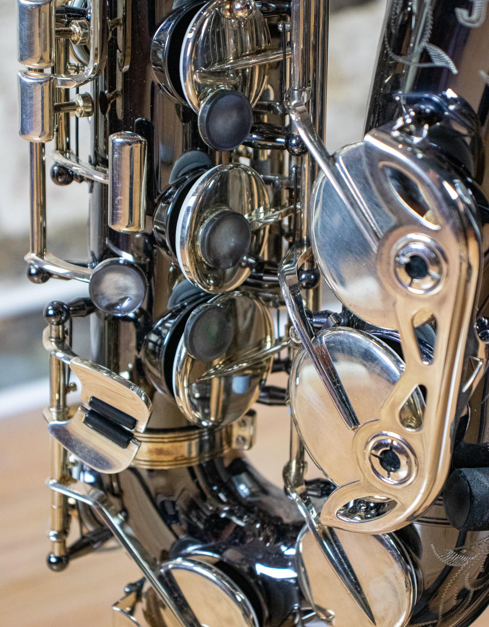 """Used Keilwerth SX90R """"Shadow"""" Alto Saxophone"""