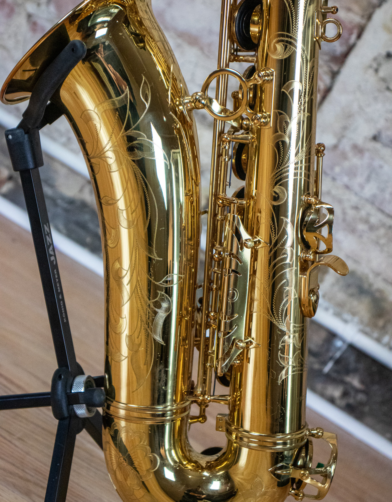 Used RW Intermediate Tenor saxophone