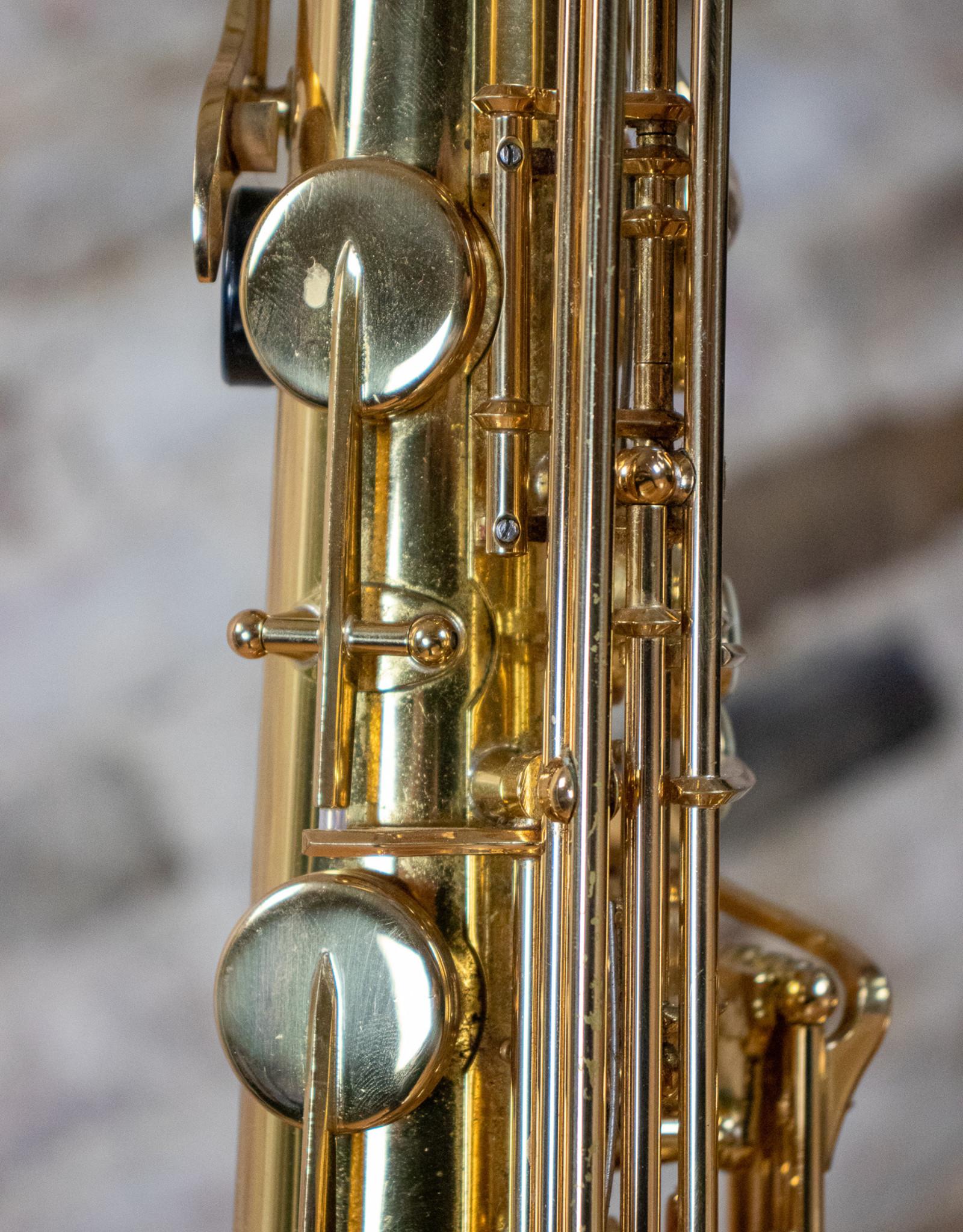 Used Yamaha YTS-62 Tenor Saxophone