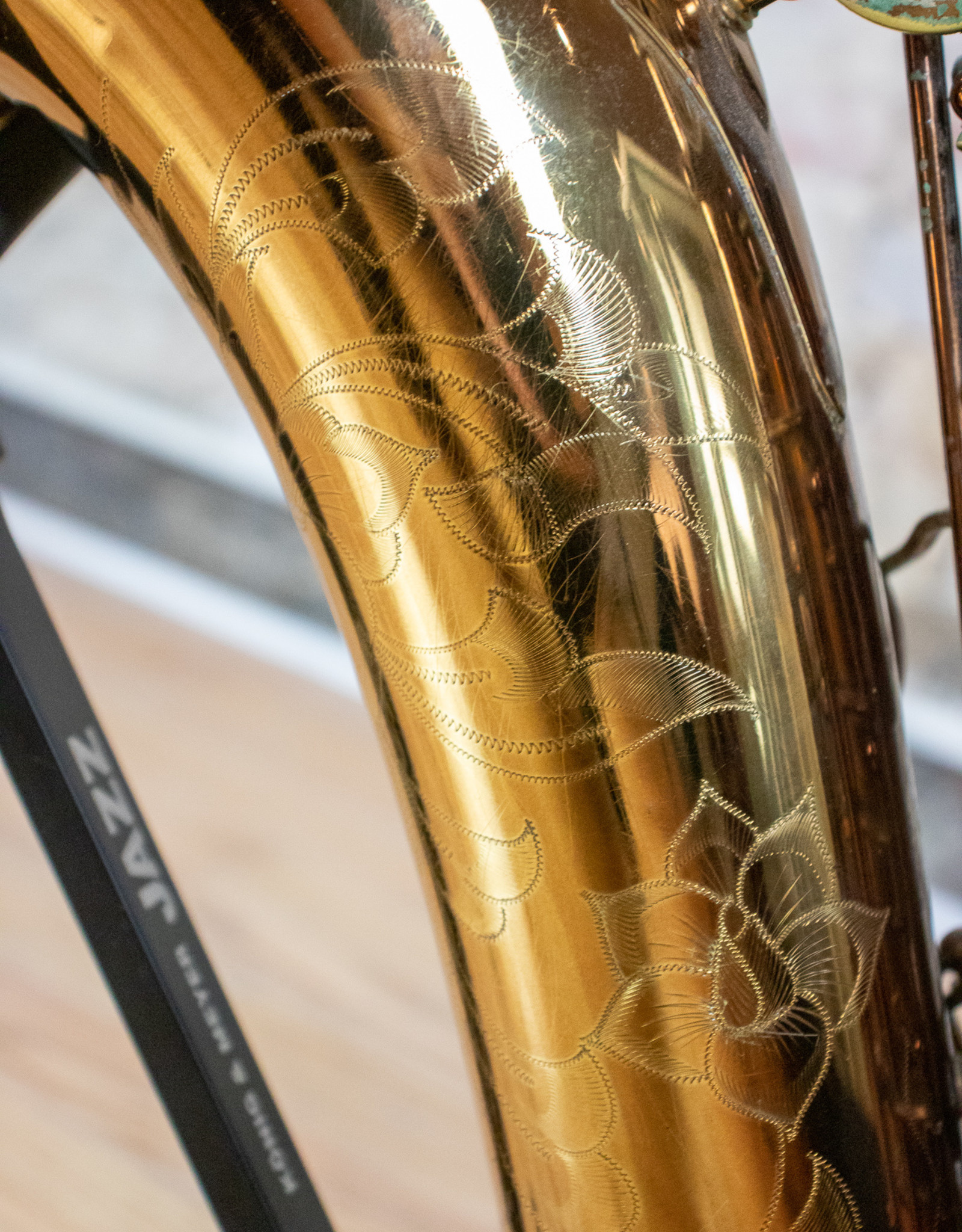 P. Mauriat As-Is P. Mauriat PMXT-66RCL Tenor Saxophone