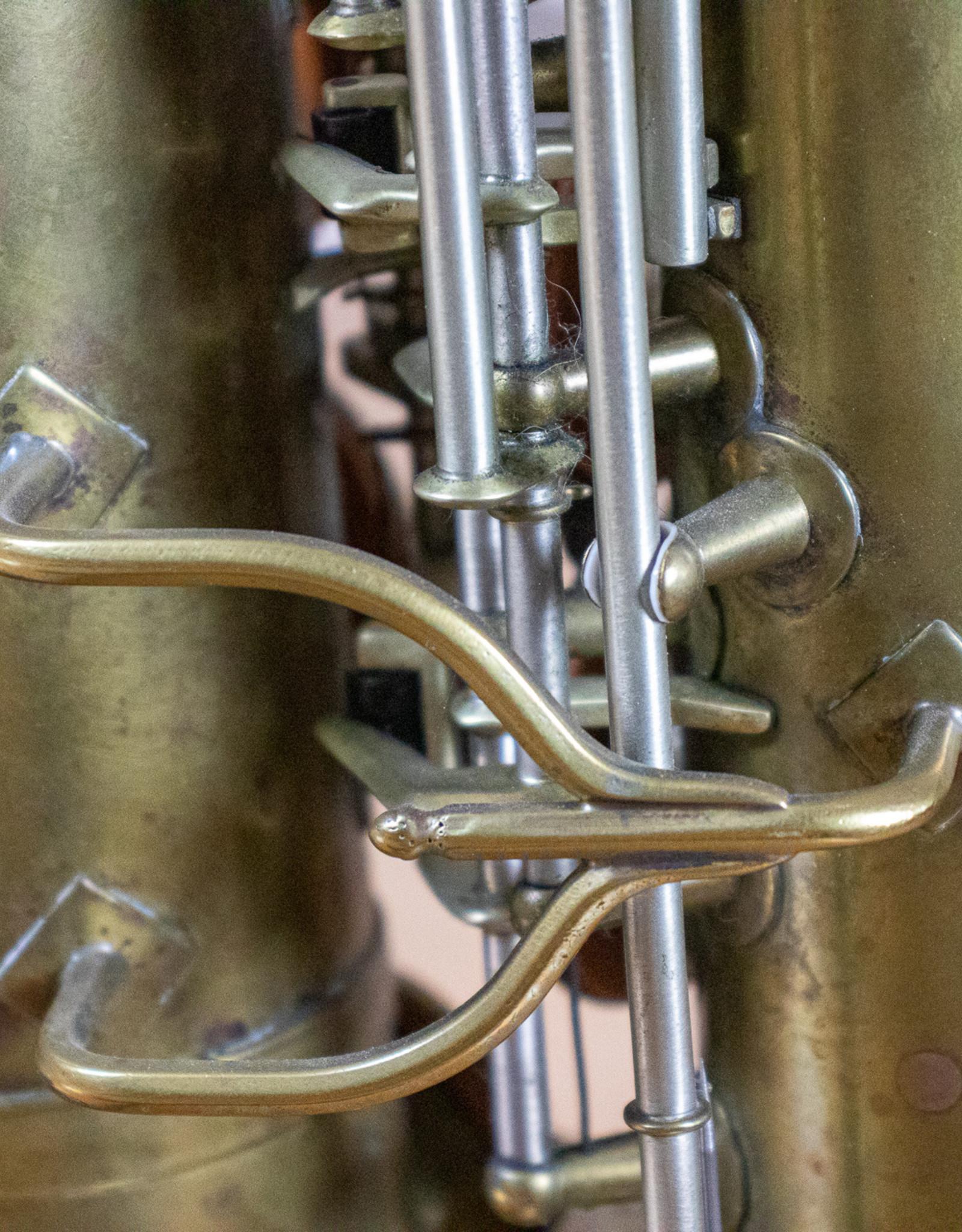 King 1939 King Zephyr series I Alto Saxophone