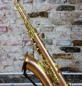 JL Woodwinds JL Woodwinds Custom Unlacquered Copper Tenor Saxophone