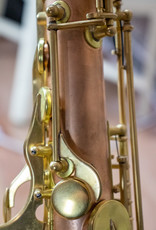 JL Woodwinds JL Woodwinds Custom Unlacquered Copper Tenor Saxophone