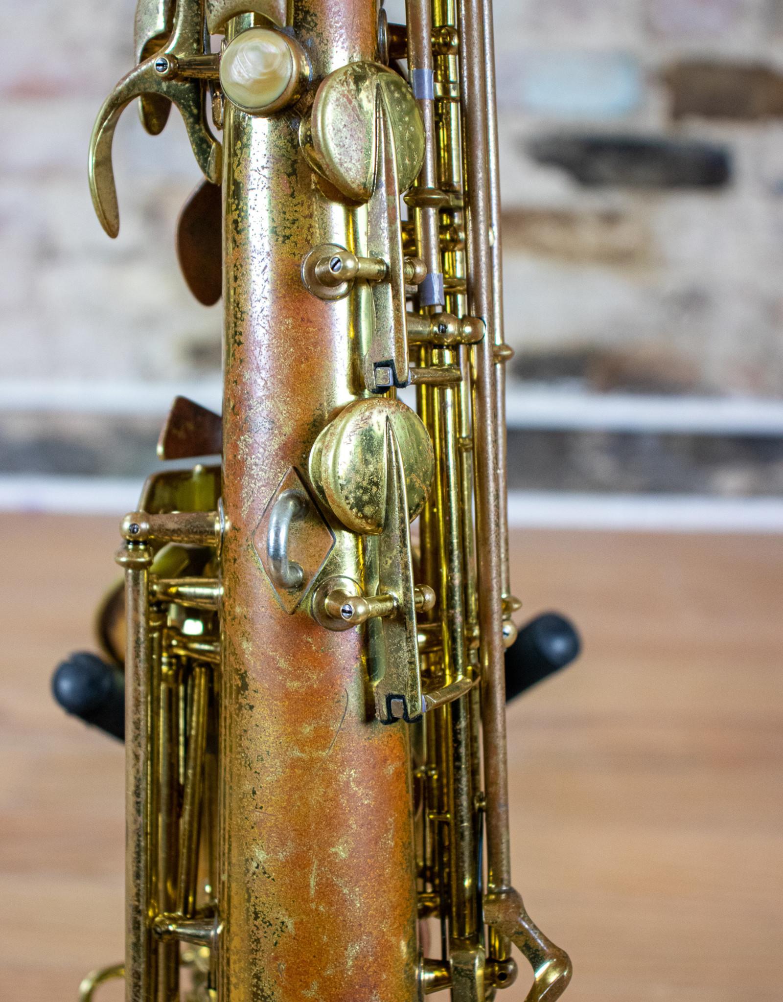 Conn 1947 Conn 6M Alto Saxophone