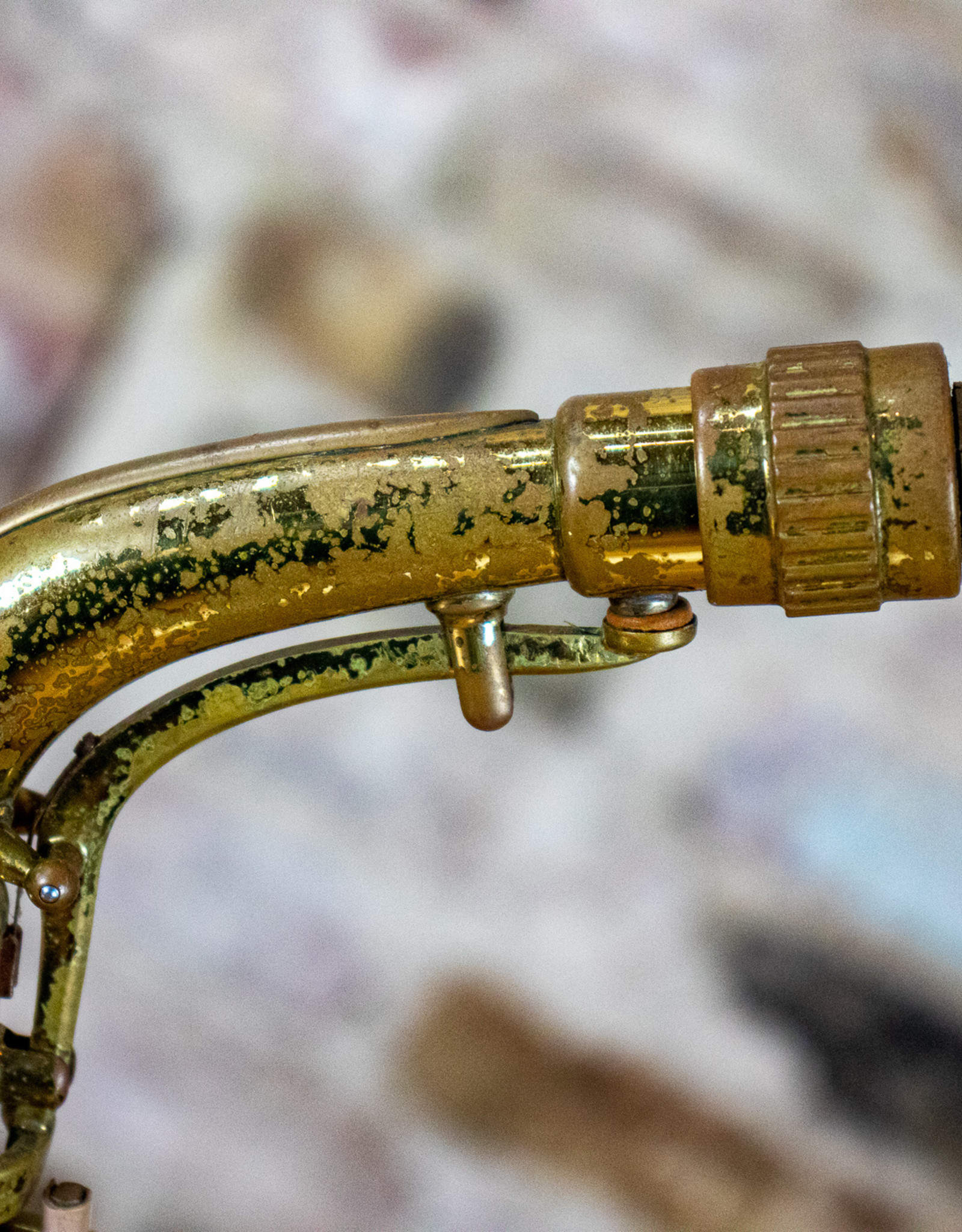 Conn As-Is Vintage 1947 Conn 6M Alto Saxophone