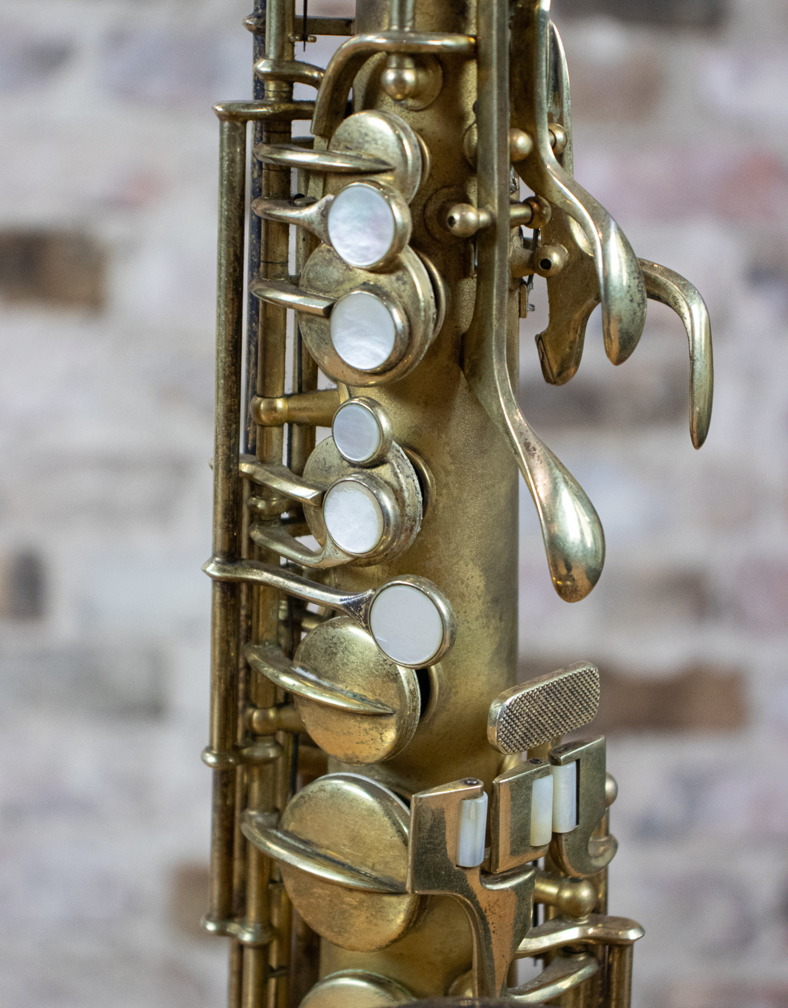"Conn As-Is 1926 Conn New Wonder ""Chu Berry"" Alto Saxophone"